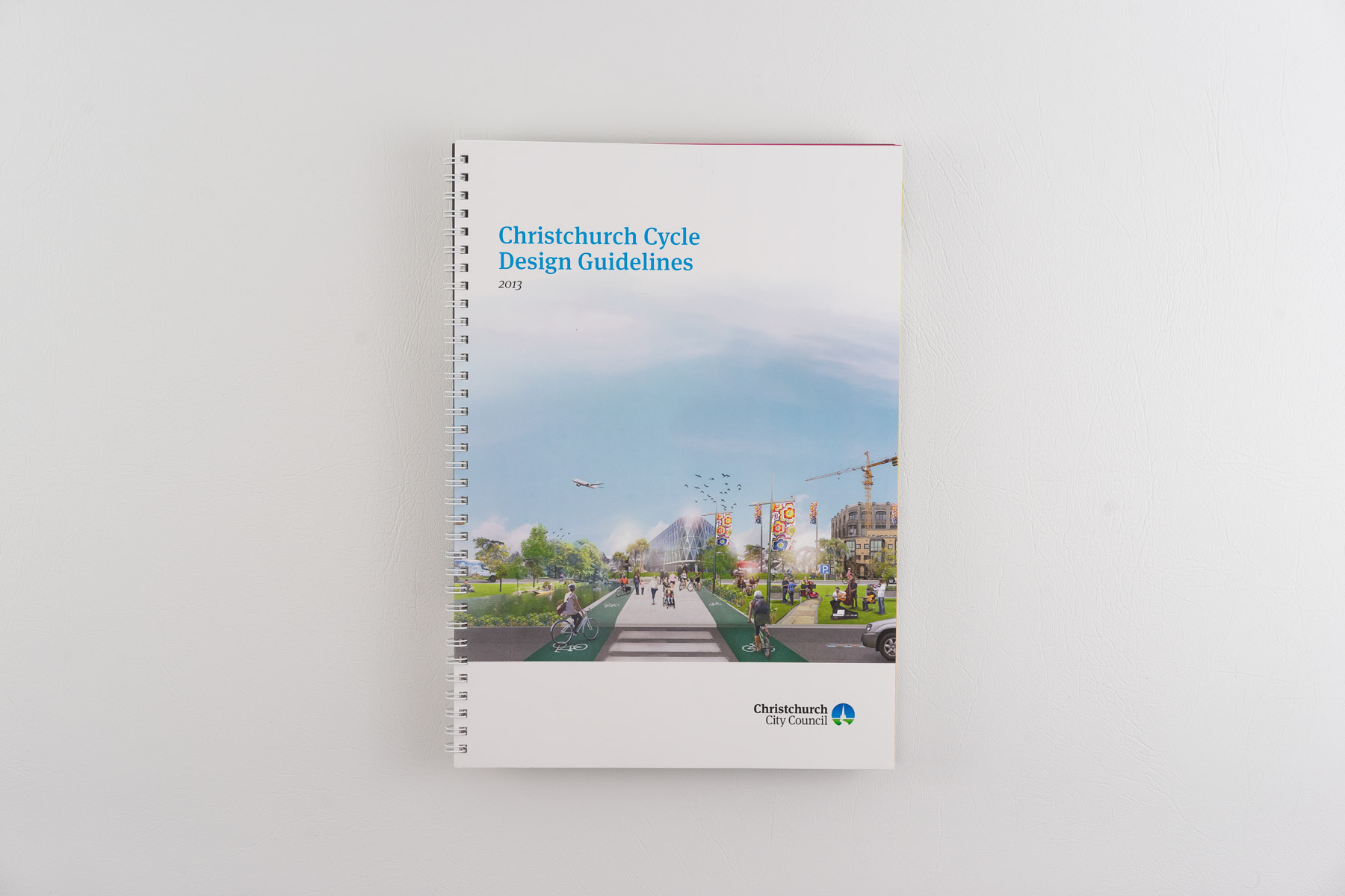 Cycle Design Guidelines document cover